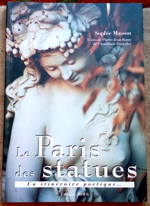 Le Paris des statues, Sophie Masson, 1977