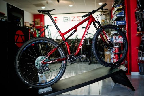 2021 Specialized S-Works Aethos – Dura Ace Di2
